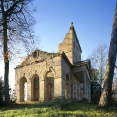 Temple of Friendship, Stowe Landscape Gardens gardens