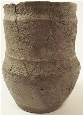 One of two Bronze Age Beakers found at Clumber Park in c.1960 © National Trust