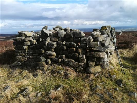 Building, Burbage Moor © National Trust