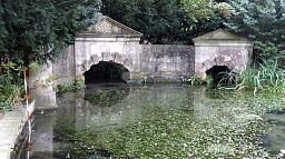 Post-Medieval Sham Bridge, Prior Park © National Trust