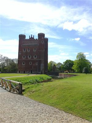 Great Tower, Tattershall Castle (2017) © National Trust