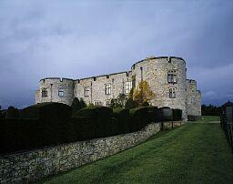 Chirk Castle, East elevation © National Trust
