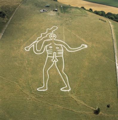 Hill Figure, Cerne Abbas Giant © National Trust