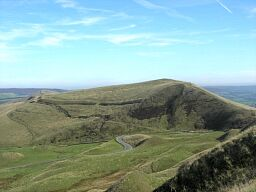 Mam Tor Hillfort and Settlement, Edale (Sep 2011) © National Trust